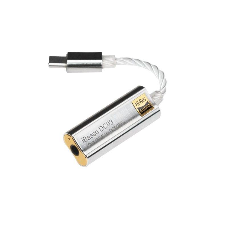iBasso DC03 Cable adaptador DAC AMP para auriculares