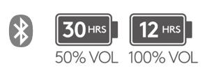 Audio Pro T3+ Conexiones