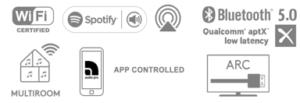 Audio Pro Conexiones