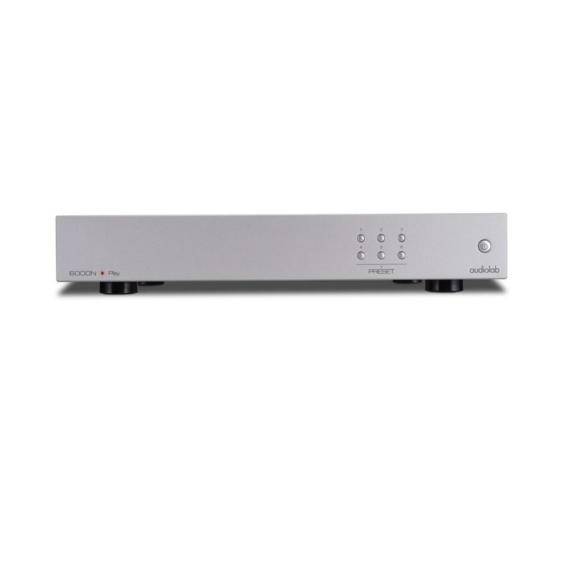 Audiolab 6000N Play Reproductor de streaming plata