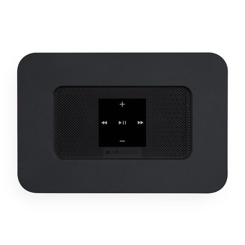 Bluesound NODE 2i Streamer de música negro