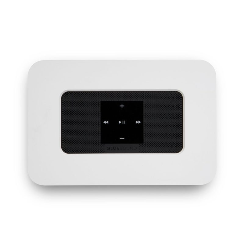 Bluesound NODE 2i Streamer de música blanco