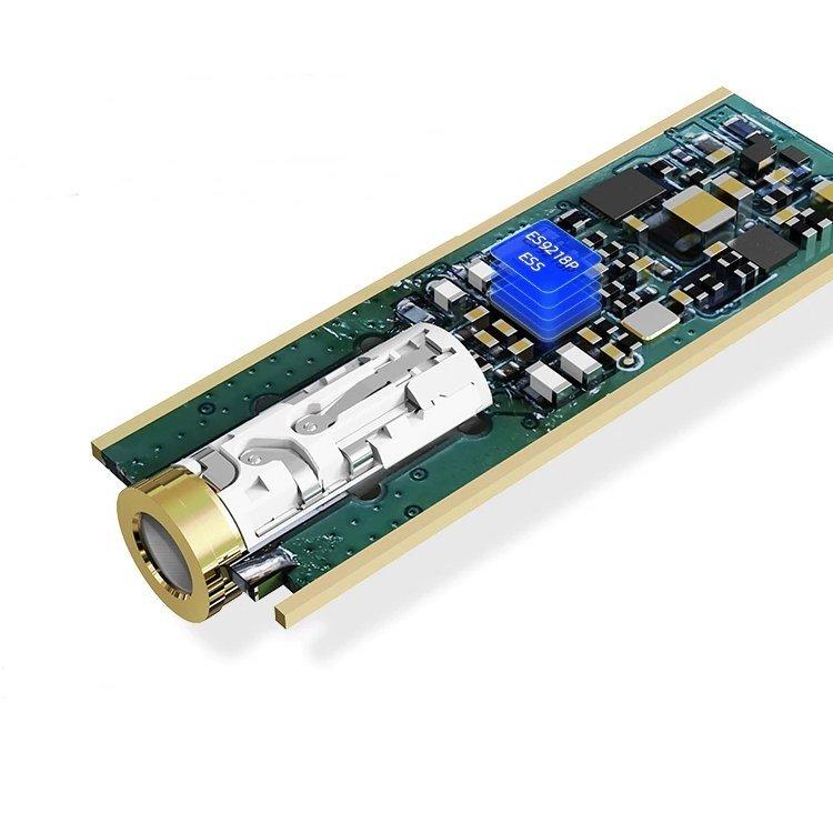 Shanling UA1 Cable adaptador DAC y amplificador de auriculares