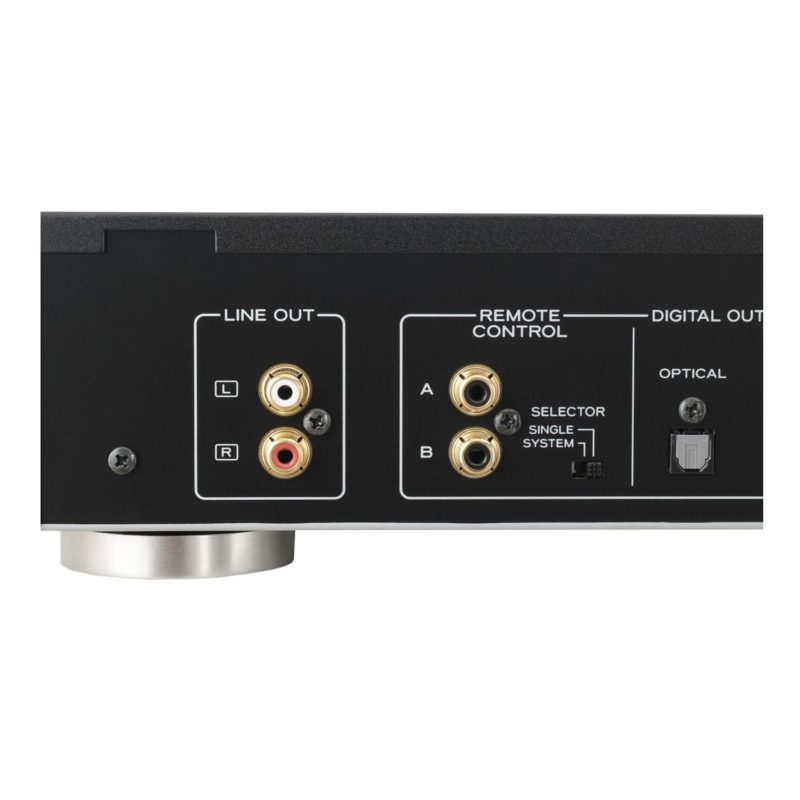 TEAC CD-P650 Reproductor de CD con USB