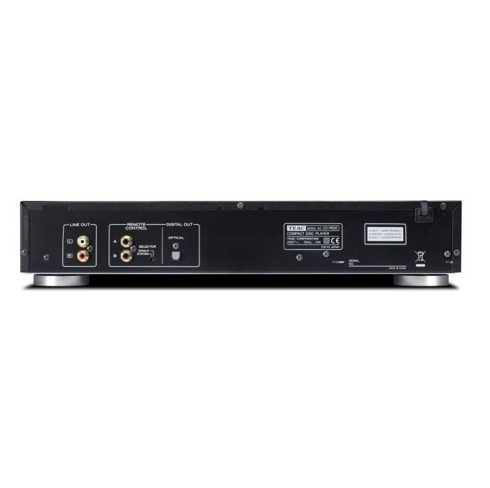 TEAC CD-P650 Reproductor de CD con USB