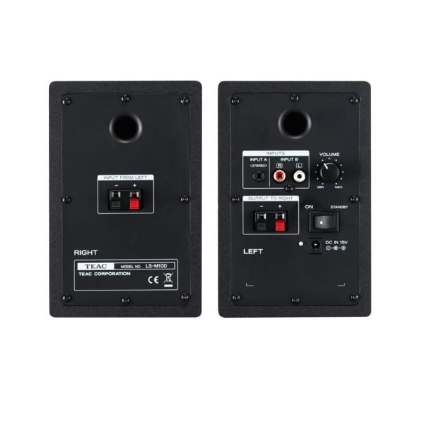 Teac LS-M100 altavoces activos