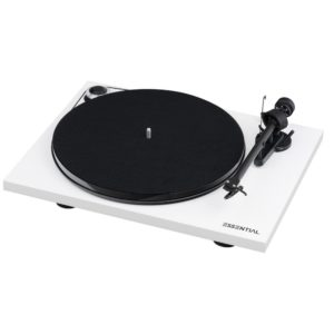 Pro-Ject Essential III Phono Tocadiscos Blanco