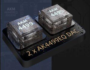 Shanling M8 Dual DAC
