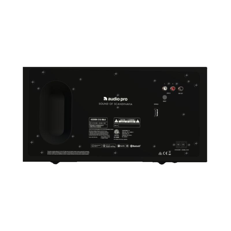 Audio Pro C10 MKII Altavoz Bluetooth WiFi NEGRO