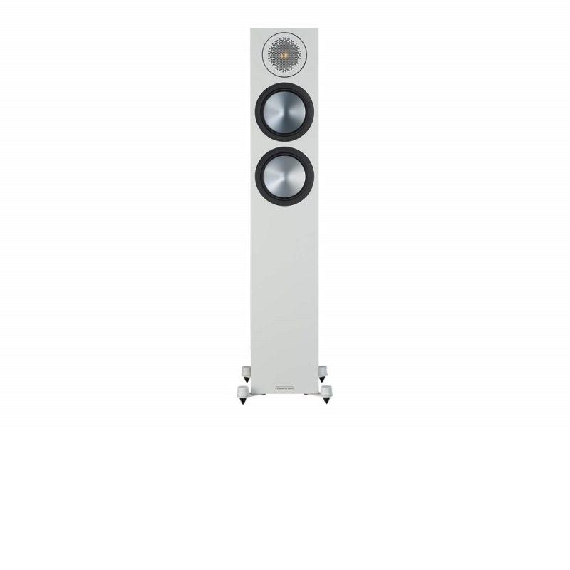Monitor Audio Bronze 200 Altavoz de Suelo BLANCO