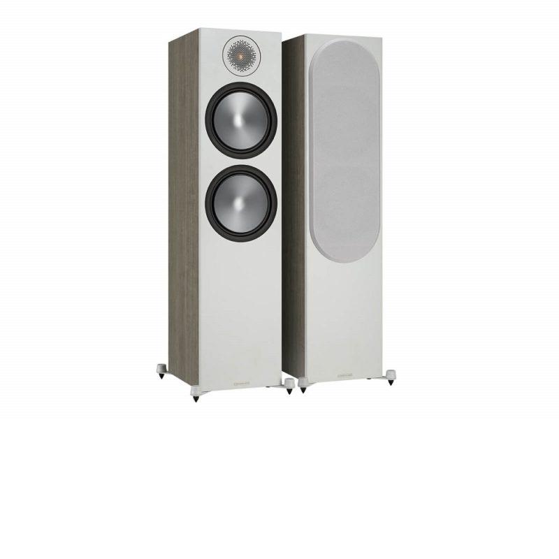 Monitor Audio Bronze 500 Altavoces de suelo GRIS