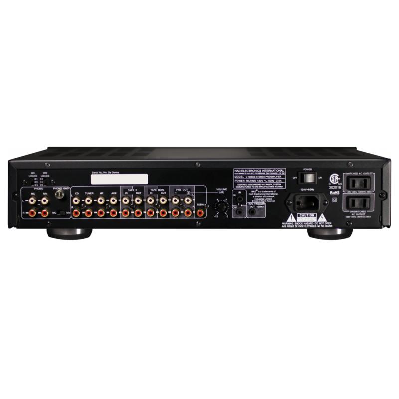 NAD 165BEE Preamplificador estéreo