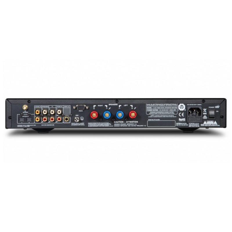 NAD C328 Amplificador DAC Digital Híbrido