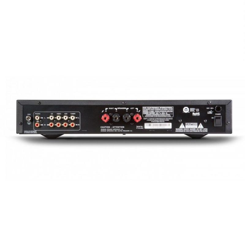 NAD C316 BEE V2 Amplificador integrado estéreo