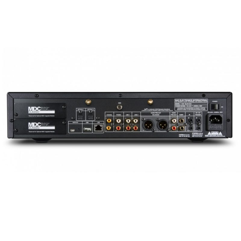 NAD C658 BluOS Streaming DAC