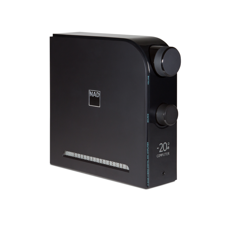 NAD D3045 V2 Amplificador DAC Digital Híbrido