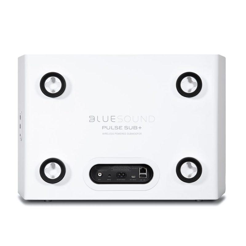 Bluesound Pulse Sub+ Subwoofer activo wireless blanco