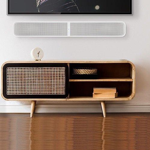 Bluesound Soundbar+ Barra de sonido con BluOS y electrónica para Home Theater