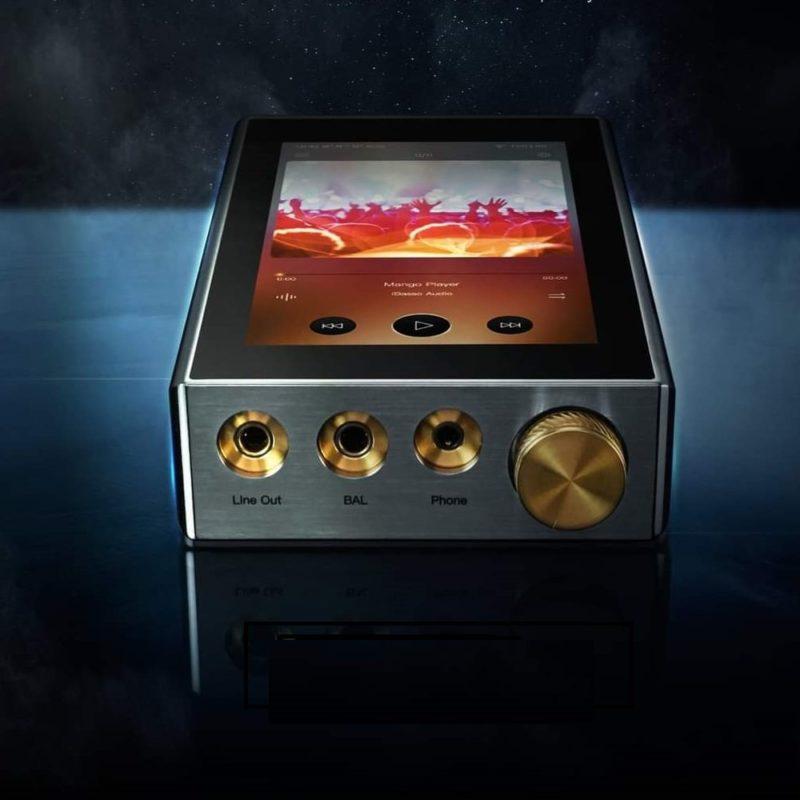 ibasso DX300 MAX Reproductor de música de alta gama