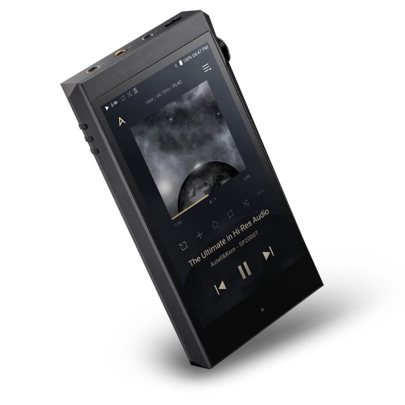 Astell & Kern SP2000T Reproductor de audio de alta gama
