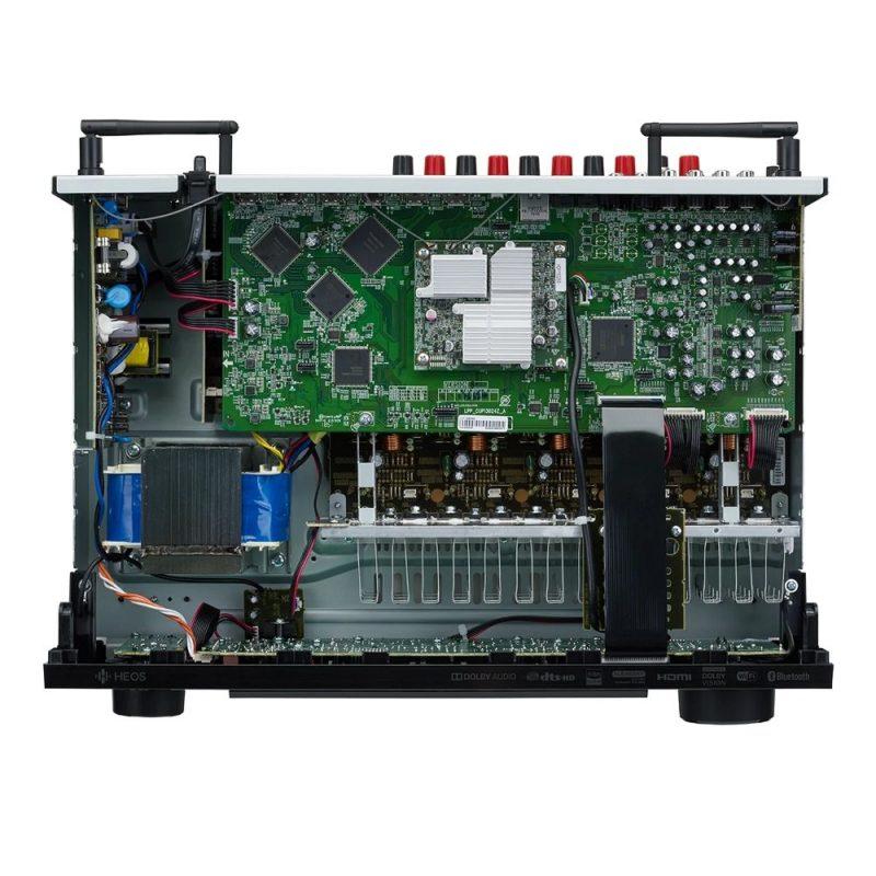 Denon AVR-S650H Receptor AV de 5.2 canales con streaming