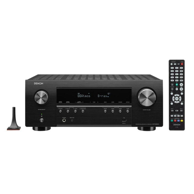 Denon AVR-S960H Receptor AV de 7.2 canales 8K